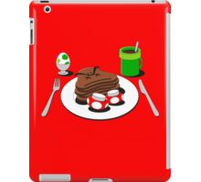 It's-a breakfast time! iPad Case/Skin