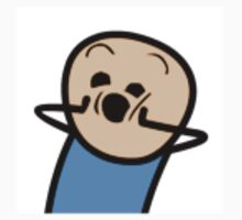 Cyanide And Happiness (Holy Moly) by dopefresh