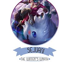 League Of Legends - Sejuani by TheDrawingDuo