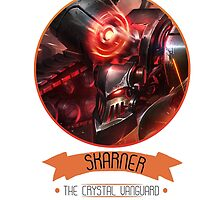 League Of Legends - Skarner by TheDrawingDuo
