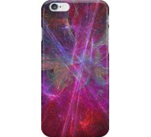 Void #2 - Colorful Purple Galaxy Abstract Intense Outer Space Design iPhone Case/Skin