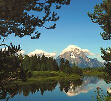 Framing Natural Perfection by J. D. Adsit