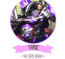 League Of Legends - Taric by TheDrawingDuo