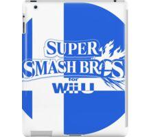 Super Smash Bros. For Wii U iPad Case/Skin