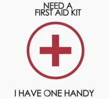 Need a first aid kit? by evobs