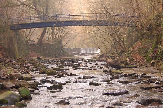 Bridge Over Troubled Waters by WhartonWizard