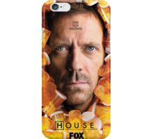Dr house pills iPhone Case/Skin