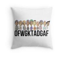 ofwgkta group Throw Pillow
