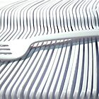 Plastic Forks 2 by Stephen Thomas