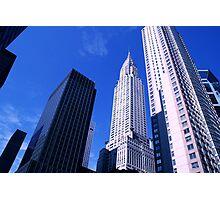 NYC Chrysler Building Photographic Print