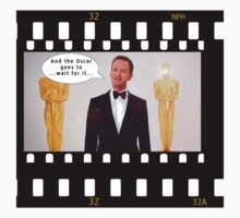 Neil Patrick Harris Oscars by guidorny