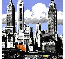 New York by Vintagee