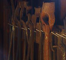 Tools at Yarloop by lezvee