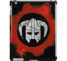 Gears of dovahkiin iPad Case/Skin