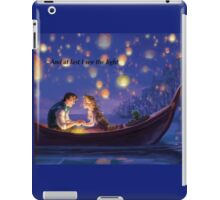 Disneys Tangled iPad Case/Skin