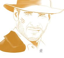 Indiana Jones by NataPendragon