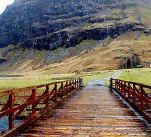 Glencoe, Scotland by Kirsten Thompson
