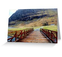 Glencoe, Scotland Greeting Card