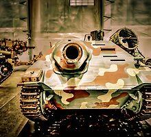 Tank Killer by Steve Walser
