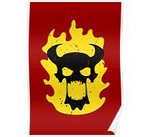 Word bearers - Sigil - Warhammer Poster