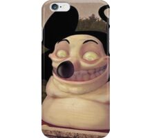 Mickey Mouse and Hitler world domination iPhone Case/Skin