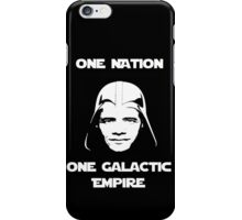 Darth Vader OBAMA Galactic Empire Health Care Reform  iPhone Case/Skin
