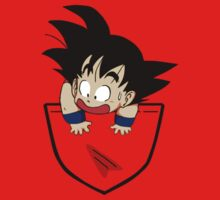 Pocket Goku by morgeletto