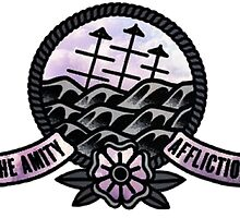 The Amity Affliction Logo by ashbres