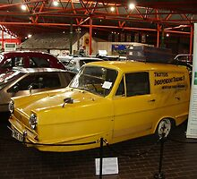 1971 Reliant Regal SuperVan mk3 by Woodie