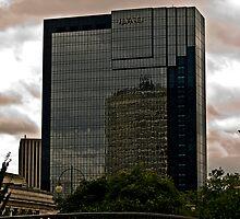 The Hyatt Building Birmingham by Daveart