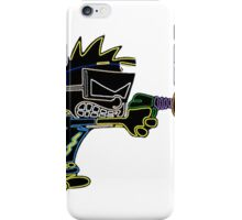 Spaceman Spiff Neon iPhone Case/Skin