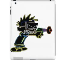 Spaceman Spiff Neon iPad Case/Skin