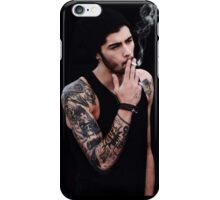 Zayn Smoking iPhone Case/Skin