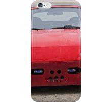 1998 Mazda Miata 'Hannibal' iPhone Case/Skin