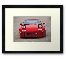1998 Mazda Miata 'Hannibal' Framed Print