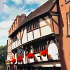 The King&#x27;s Arms, Shrewsbury by Peter Sandilands