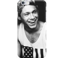 Smile Niall iPhone Case/Skin