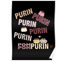Purin Poster