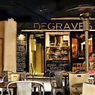 Degraves  Espresso, Degraves Street, Melbourne, Victoria, Australia by Helen Chierego