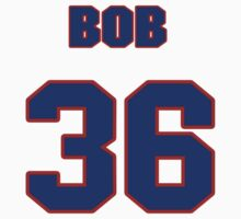 National baseball player Bob Kipper jersey 36 by imsport
