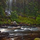 Mossbrae Falls by ToddDuvall