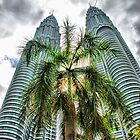 Petronas Towers, Kuala Lumpur, Malaysia by Alisdair Gurney