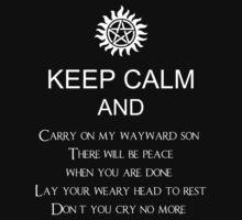 Keep Calm by KiDesign