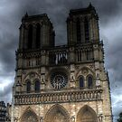 Notre Dame Cathedral by Jason Andreas