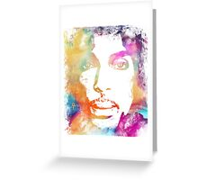Prince Rogers Nelson - Lotus Flower Greeting Card