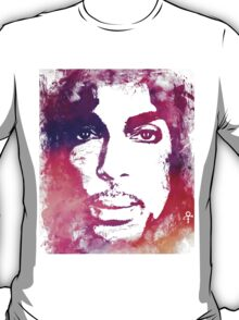 Prince Rogers Nelson - Lotus Flower Purple T-Shirt