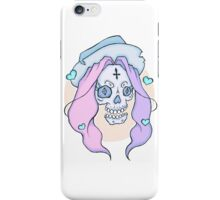 Lovely Skull (1 of 4) iPhone Case/Skin