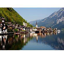 HALLSTATT - AUSTRIA Photographic Print