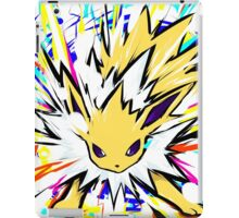 Jolteon | Shock Wave iPad Case/Skin