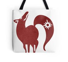 Greed, The Fox Tote Bag